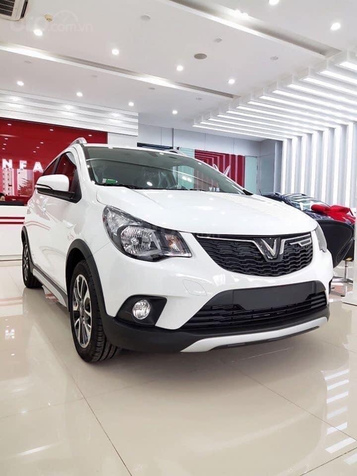 Chỉ 65tr mua xe Vinfast Fadil - vay 0% lãi suất - giảm 50% trước bạ - bảo hành 5 năm - đủ màu giao xe ngay tận nhà (9)