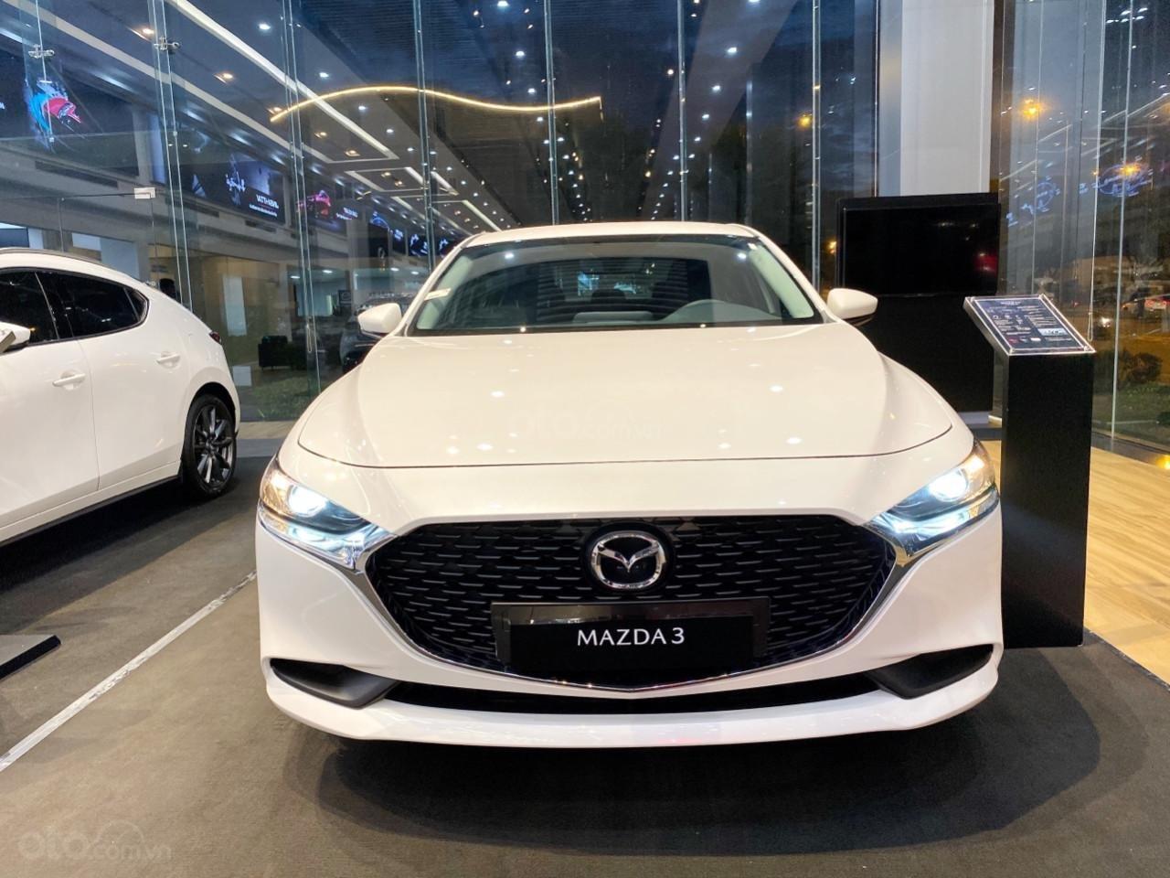 [Mazda Bình Tân - HCM] All New Mazda 3 2020, nhận ngay ưu đãi 50% phí trước bạ, tặng bộ phụ kiện chính hãng (2)