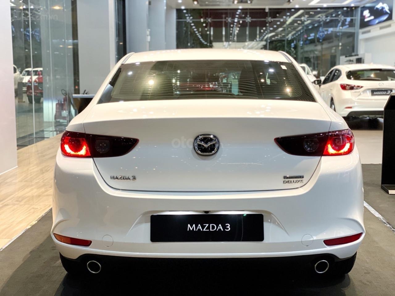 [Mazda Bình Tân - HCM] All New Mazda 3 2020, nhận ngay ưu đãi 50% phí trước bạ, tặng bộ phụ kiện chính hãng (3)