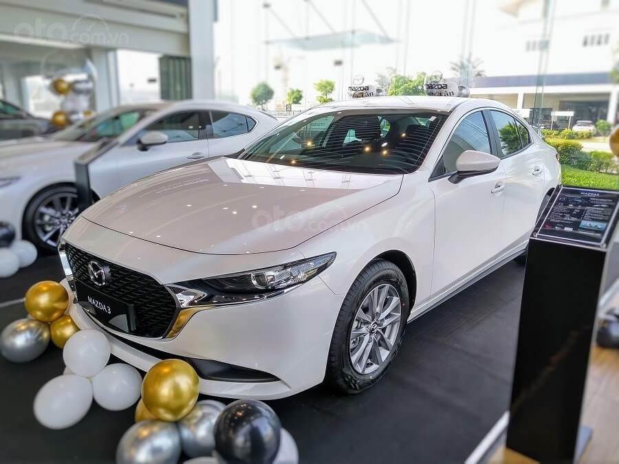 [Mazda Bình Tân - HCM] All New Mazda 3 2020, nhận ngay ưu đãi 50% phí trước bạ, tặng bộ phụ kiện chính hãng (8)