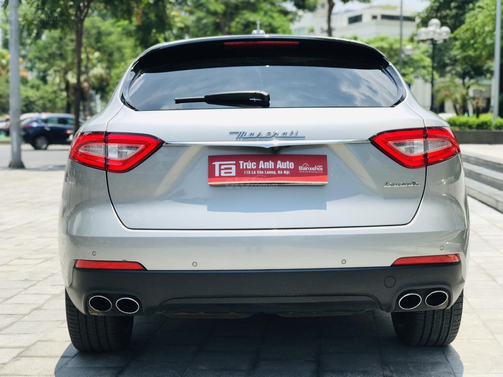 Maserati Levante sản xuất 2017, siêu lướt 10.690km, nhập khẩu Châu Âu (4)