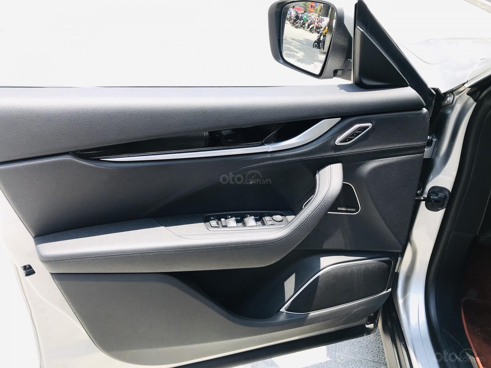 Maserati Levante sản xuất 2017, siêu lướt 10.690km, nhập khẩu Châu Âu (15)