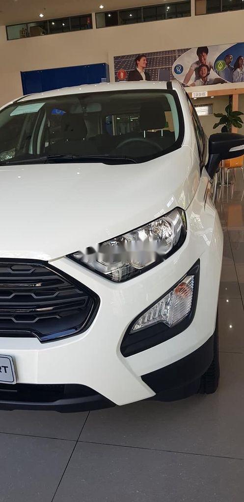 Bán Ford EcoSport năm 2020, màu trắng, mới 100% (5)