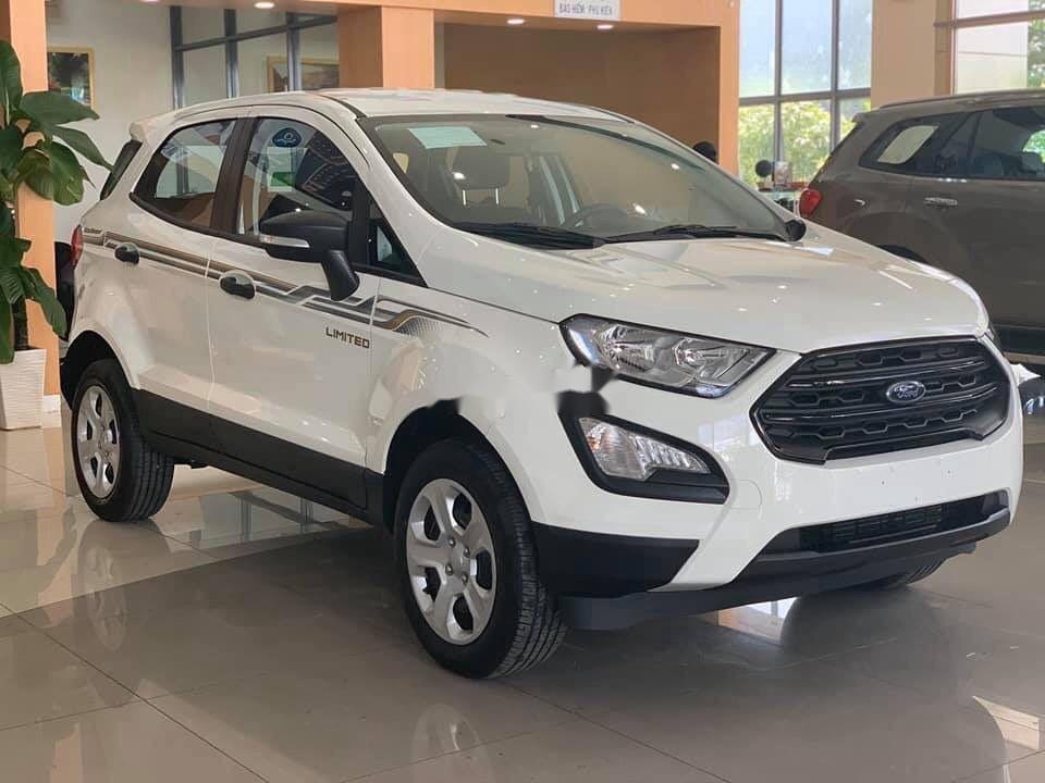 Bán Ford EcoSport năm 2020, màu trắng, mới 100% (1)