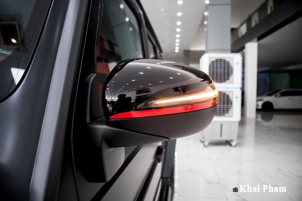 Ảnh gương xe Mercedes-Benz G63 Trail Package 2020