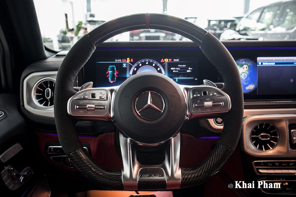 Ảnh vô-lăng xe Mercedes-Benz G63 Trail Package 2020