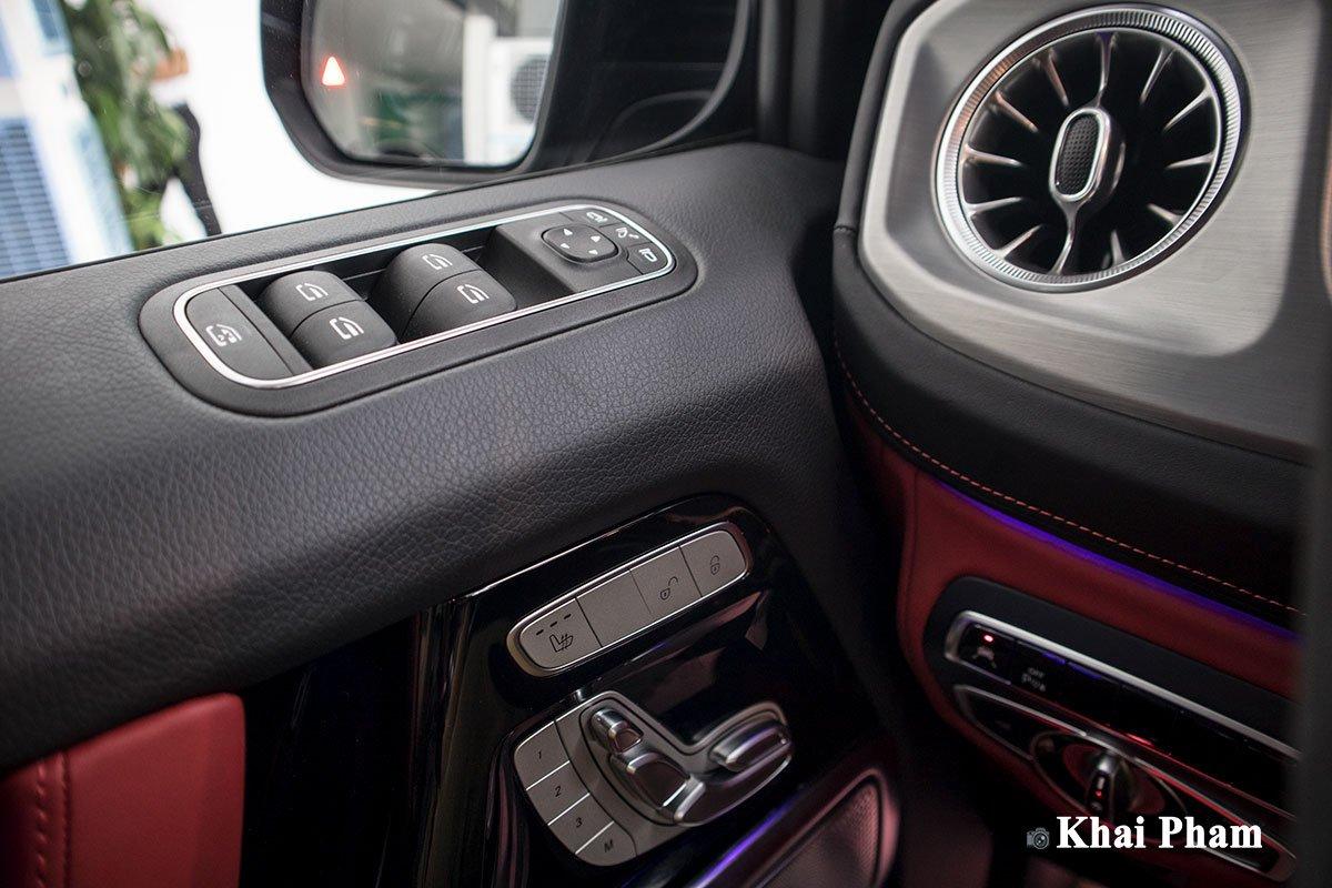 Ảnh xe loa Mercedes-Benz G63 Trail Package 2020