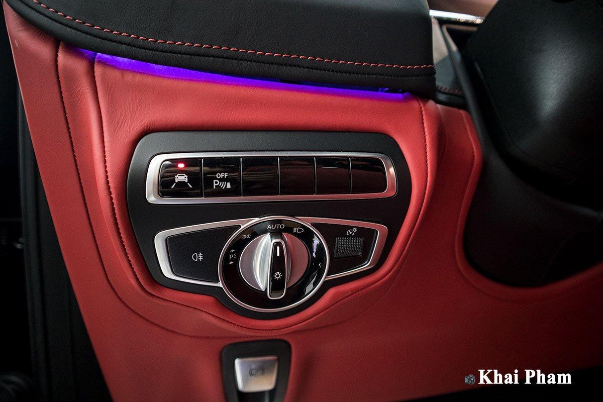 Ảnh chỉnh đèn xe Mercedes-Benz G63 Trail Package 2020