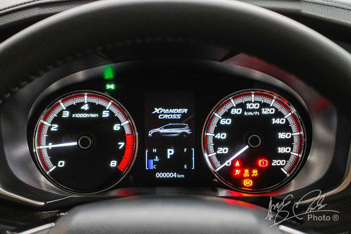 Ảnh Đồng hồ xe Mitsubishi Xpander Cross 2020