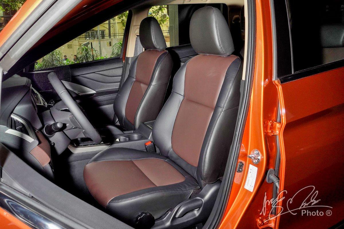 Ảnh Ghế lái xe Mitsubishi Xpander Cross 2020