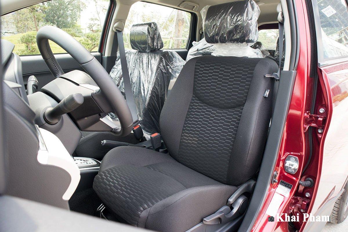Ảnh Ghế lái xe Toyota Rush 2020