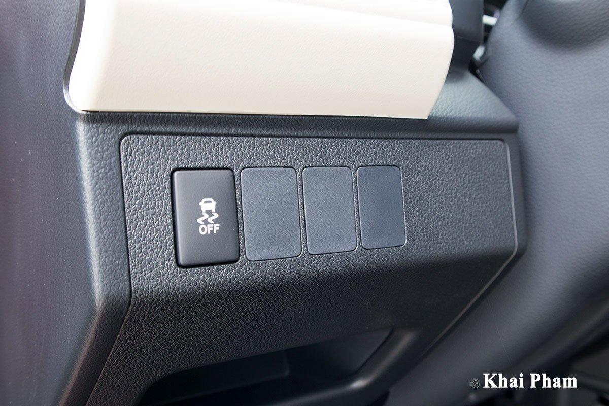 Ảnh Cân bằng điện tử xe Toyota Rush 2020