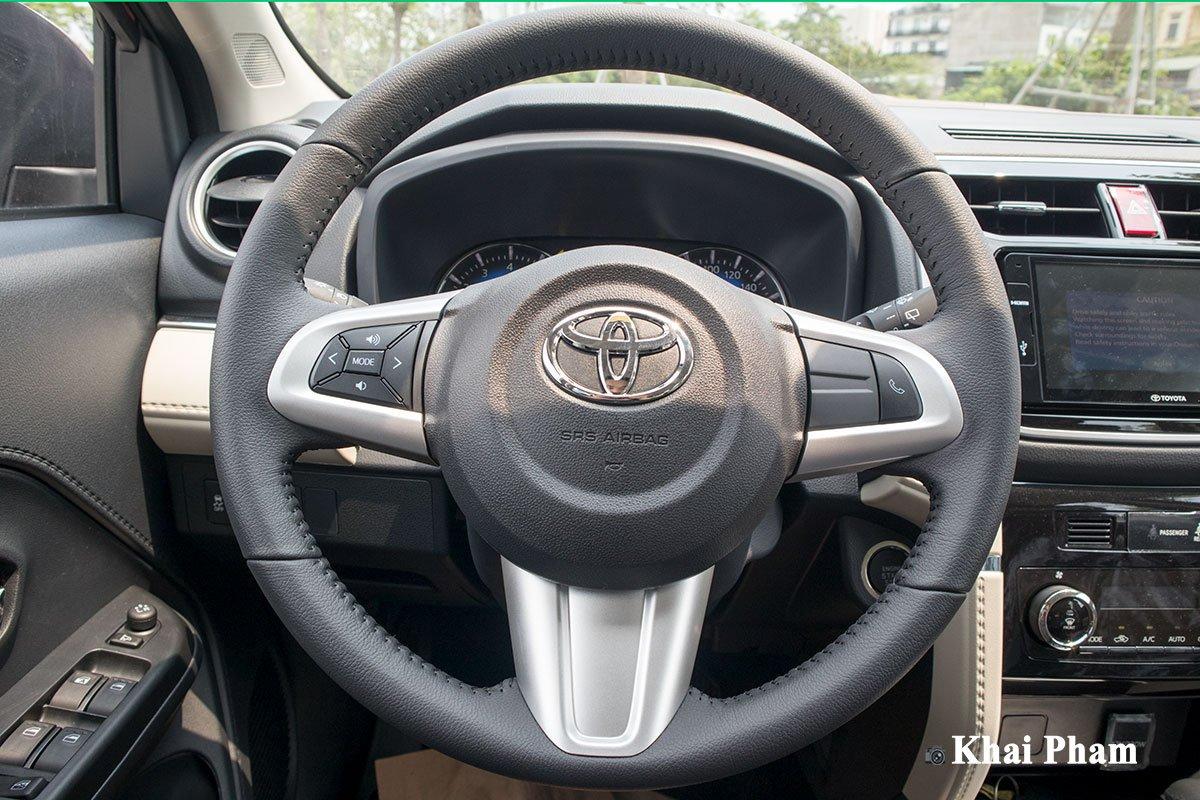 Ảnh Vô-lăng  xe Toyota Rush 2020