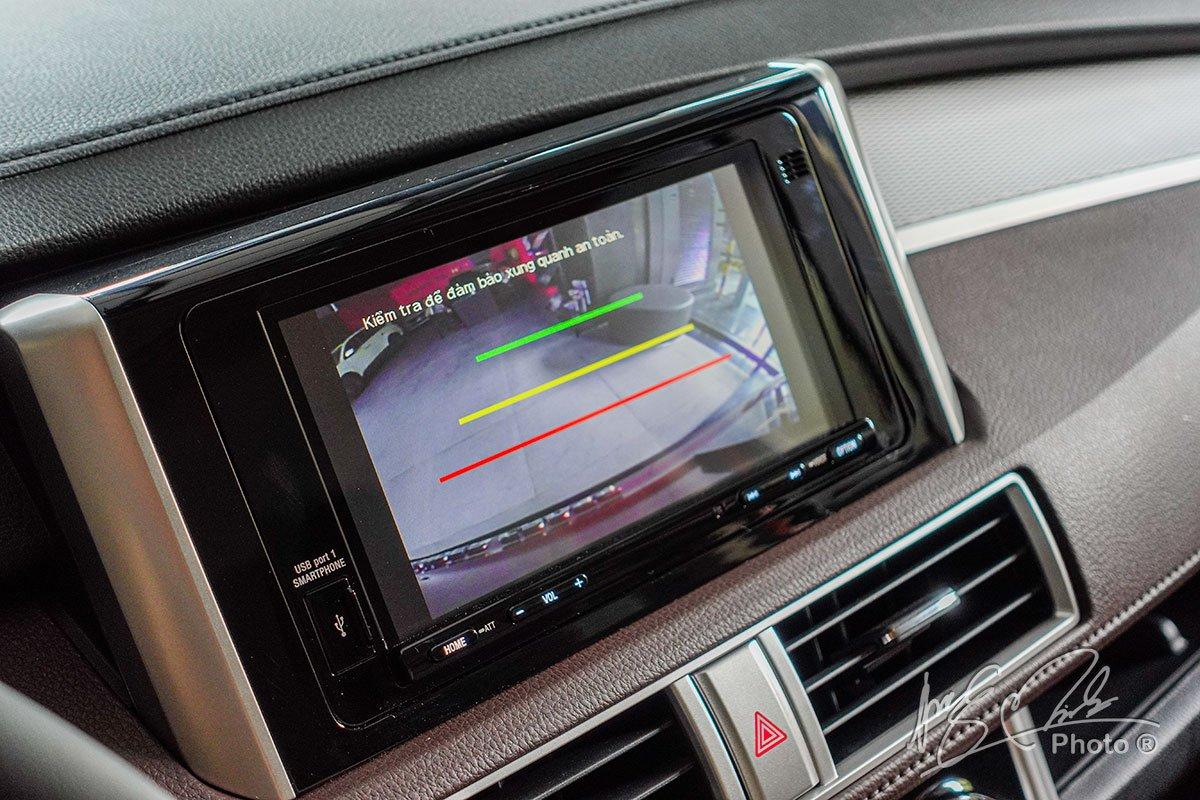 Ảnh Camera lùi xe Mitsubishi Xpander Cross 2020