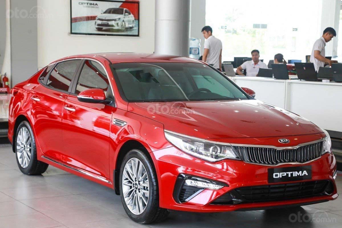 Kia Nha Trang - Kia Optima 2.0 Luxury - Dòng xe phân khúc D, bao giá toàn quốc chỉ 759 triệu (1)