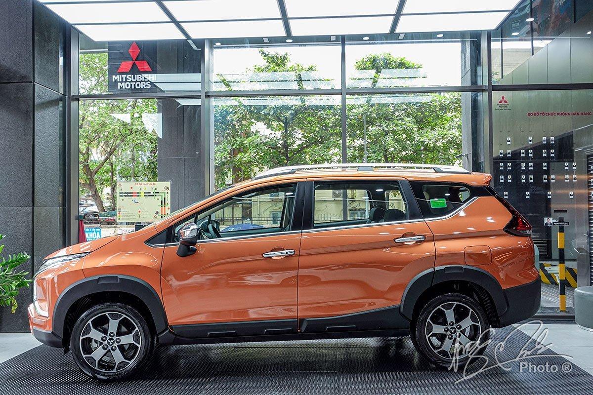 Thông số kỹ thuật xe Mitsubishi Xpander Cross 2020: Ngoại thất