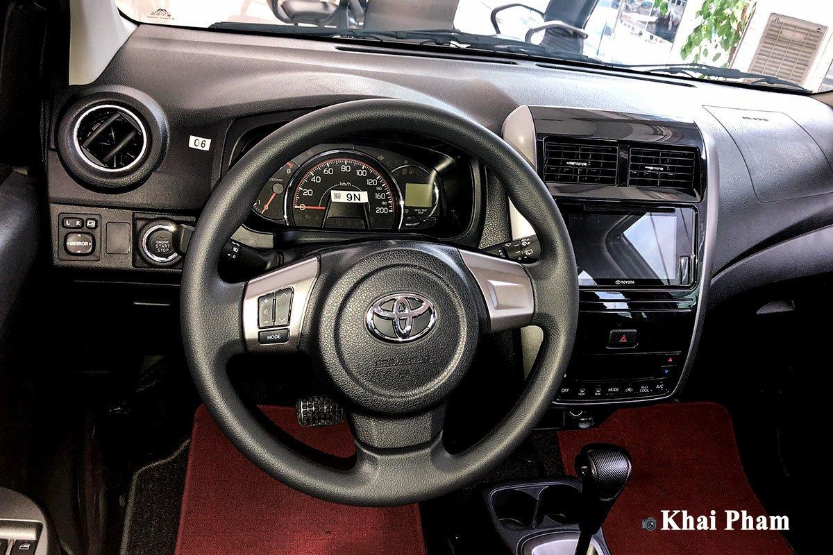 Vô lăng xe Toyota Wigo 2020 1
