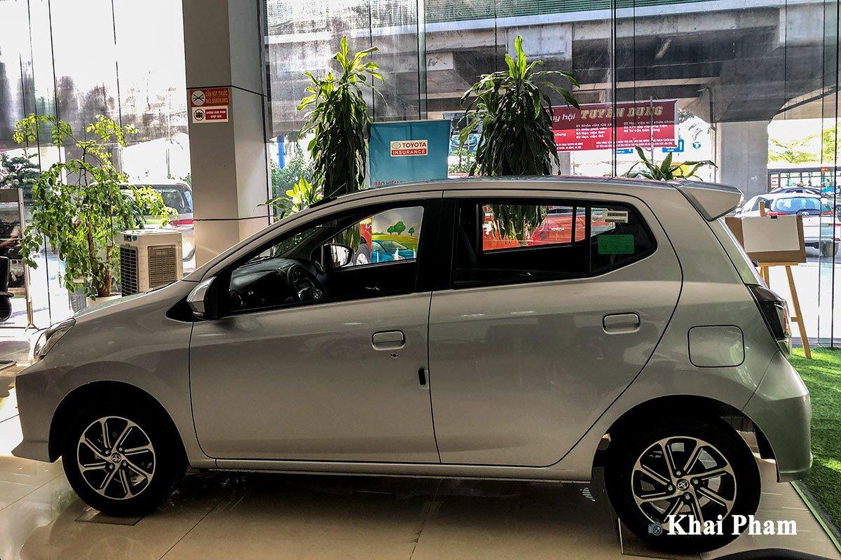 Thông số kỹ thuật xe Toyota Wigo 2020 mới nhất