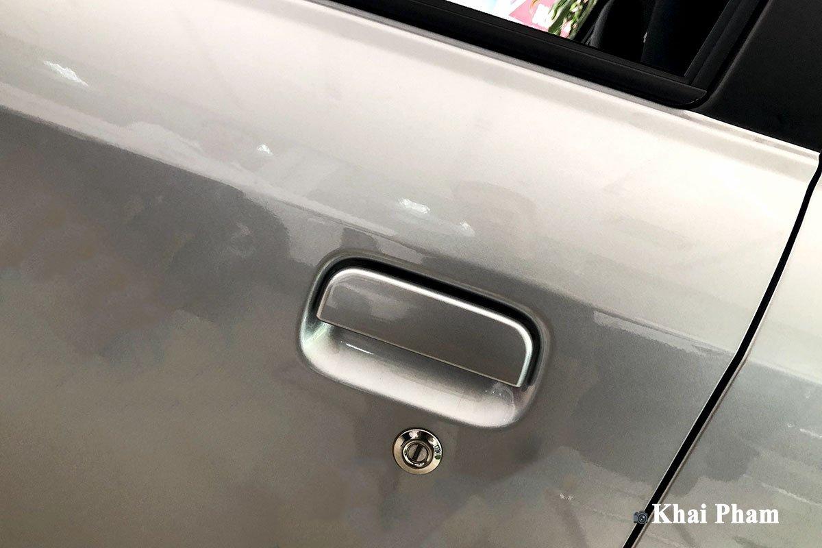 Ảnh tay nắm cửa xe Toyota Wigo 2020