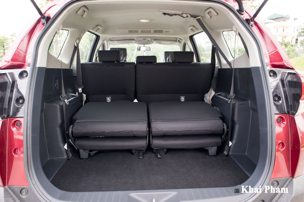 Ảnh Khoang hành lý xe Toyota Rush 2020