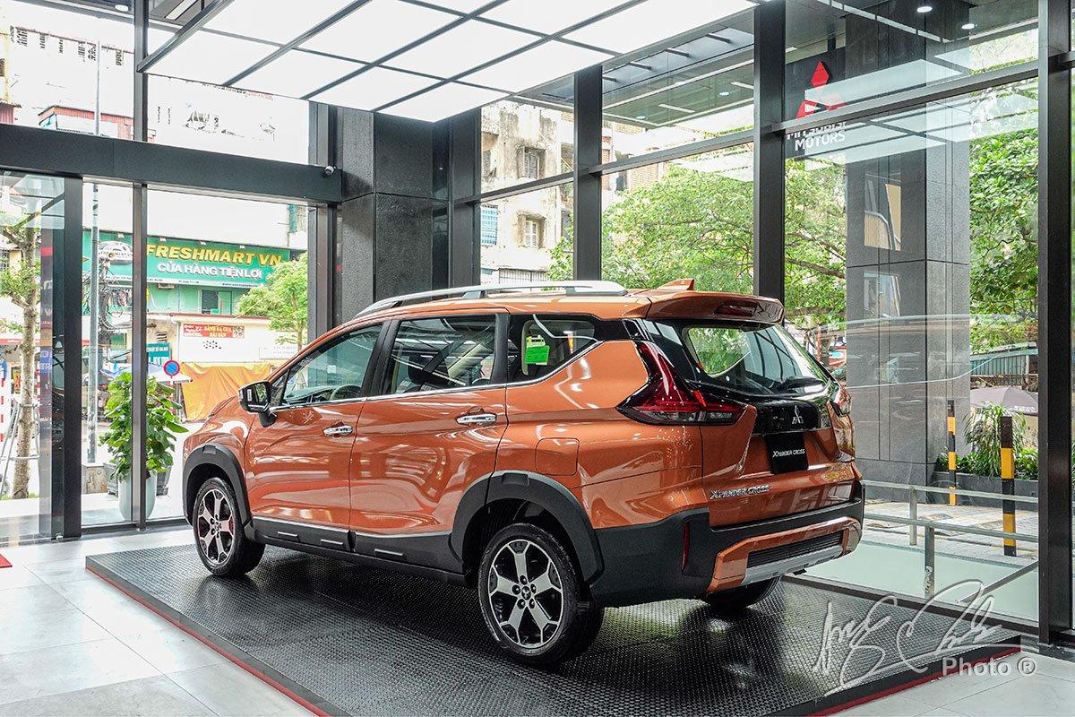Ảnh Tổng quát xe Mitsubishi Xpander Cross 2020