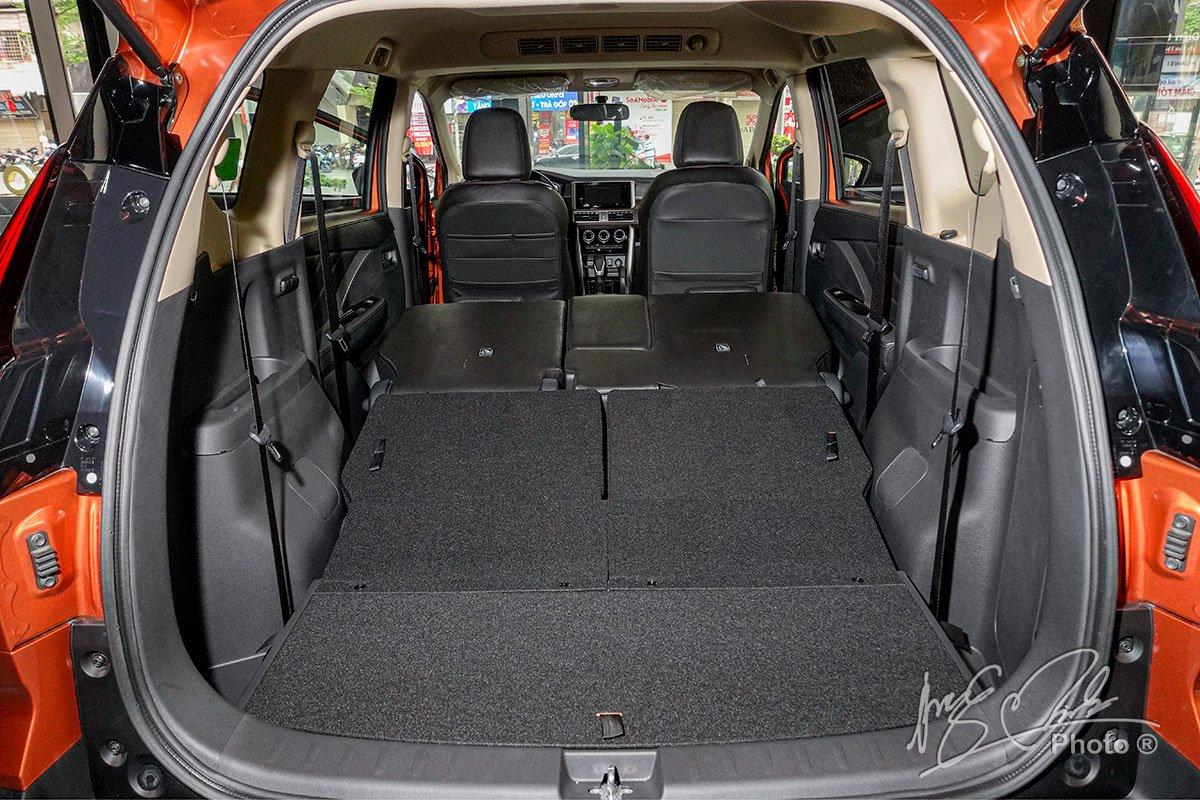 Ảnh Khoang hành lý xe Mitsubishi Xpander Cross 2020