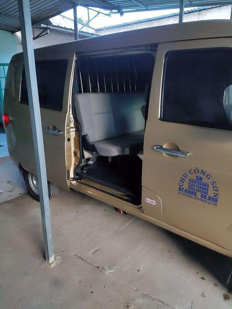 Bán Dodge Caravan năm sản xuất 2020, màu vàng, xe nhập, 185tr (6)