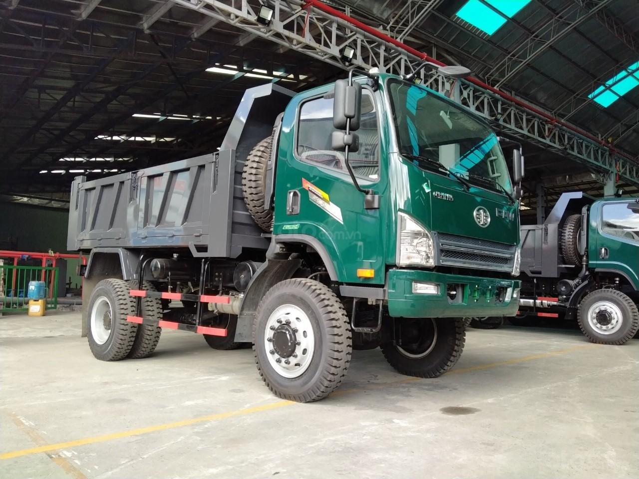 Bán xe tải Ben 5 tấn tại Thái Bình (1)