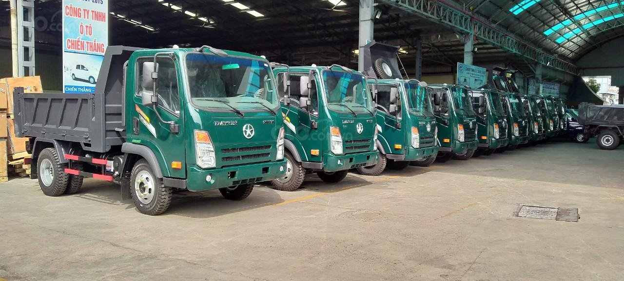 Bán xe tải Ben 5 tấn tại Thái Bình (2)