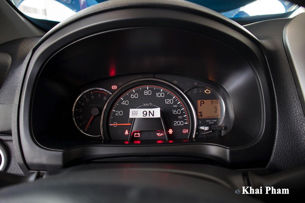 Ảnh Đồng hồ xe Toyota Wigo 2020