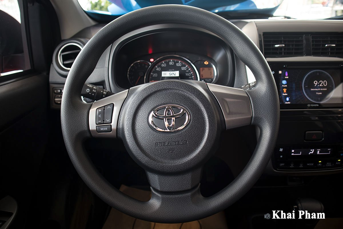 Ảnh Vô-lăng xe Toyota Wigo 2020