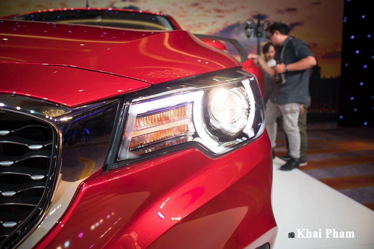 Ảnh đèn pha xe MG ZS 2020 aw
