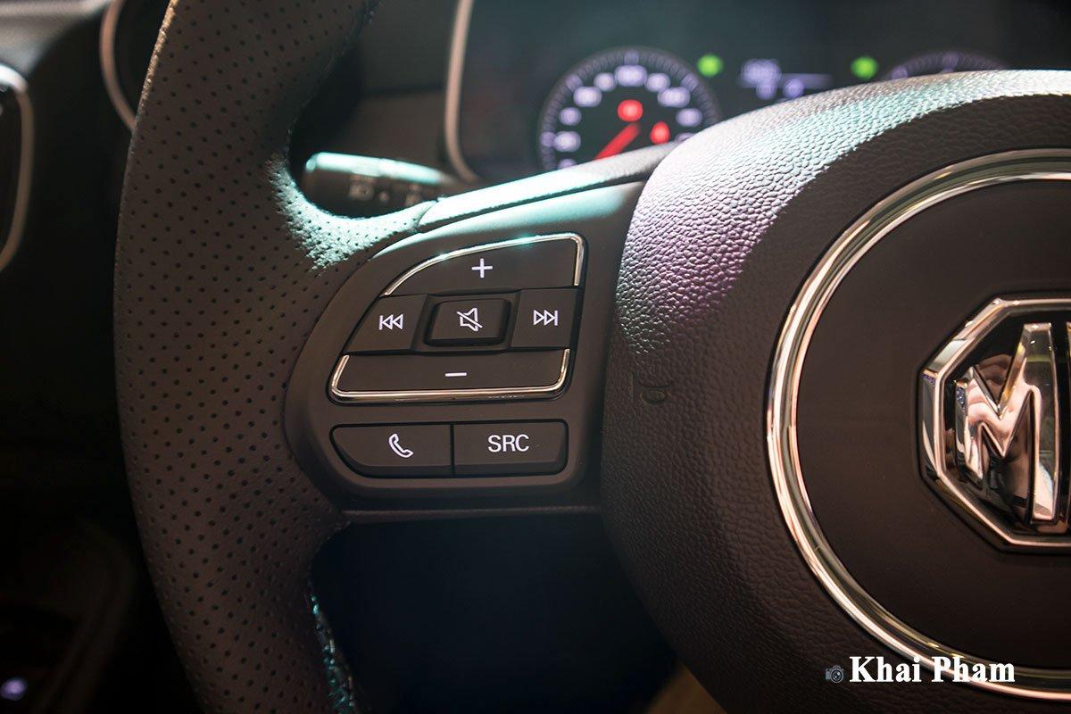 Ảnh nút bấm xe MG ZS 2020