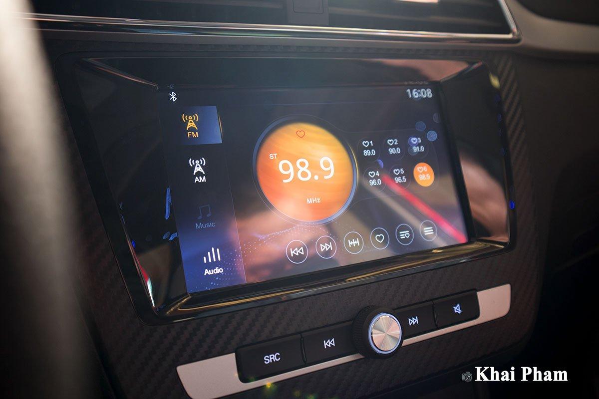 Ảnh màn hình xe MG ZS 2020