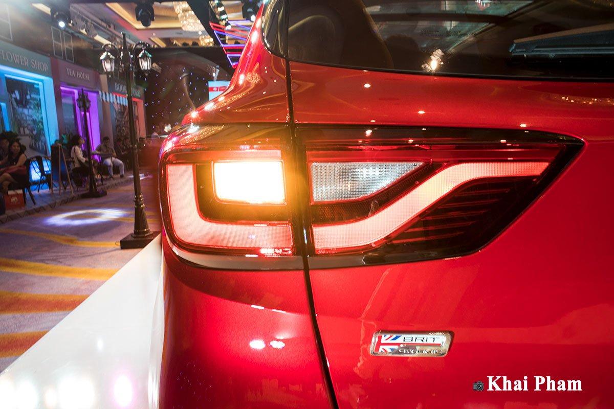 Ảnh đèn hậu xe MG ZS 2020