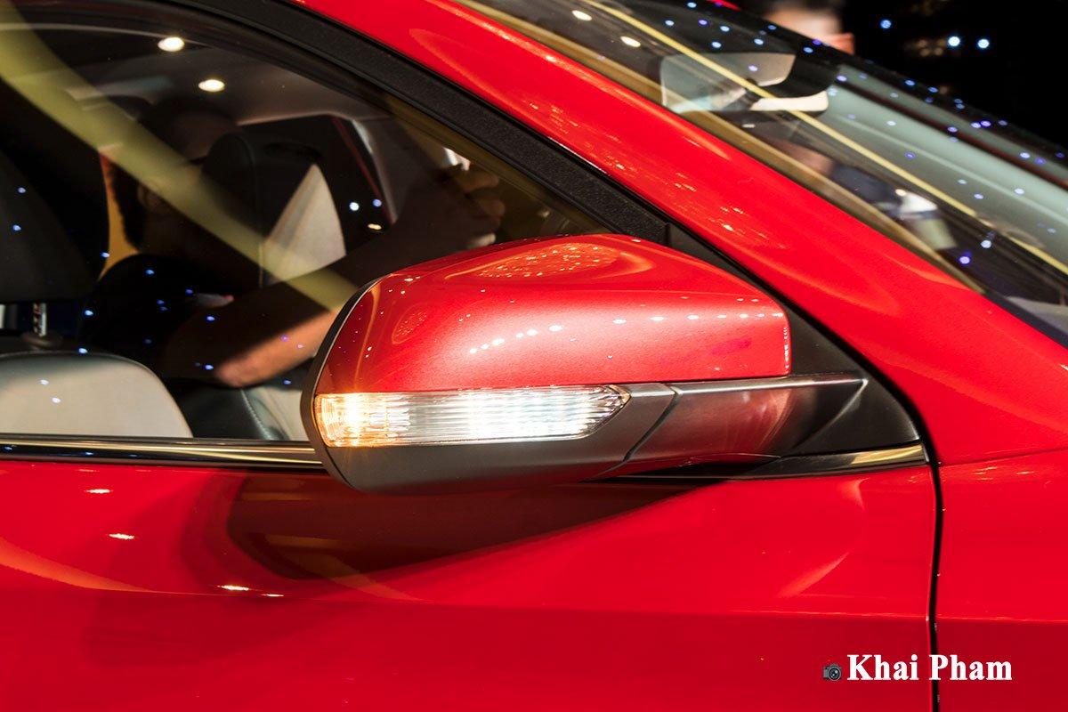 Ảnh gương xe MG ZS 2020