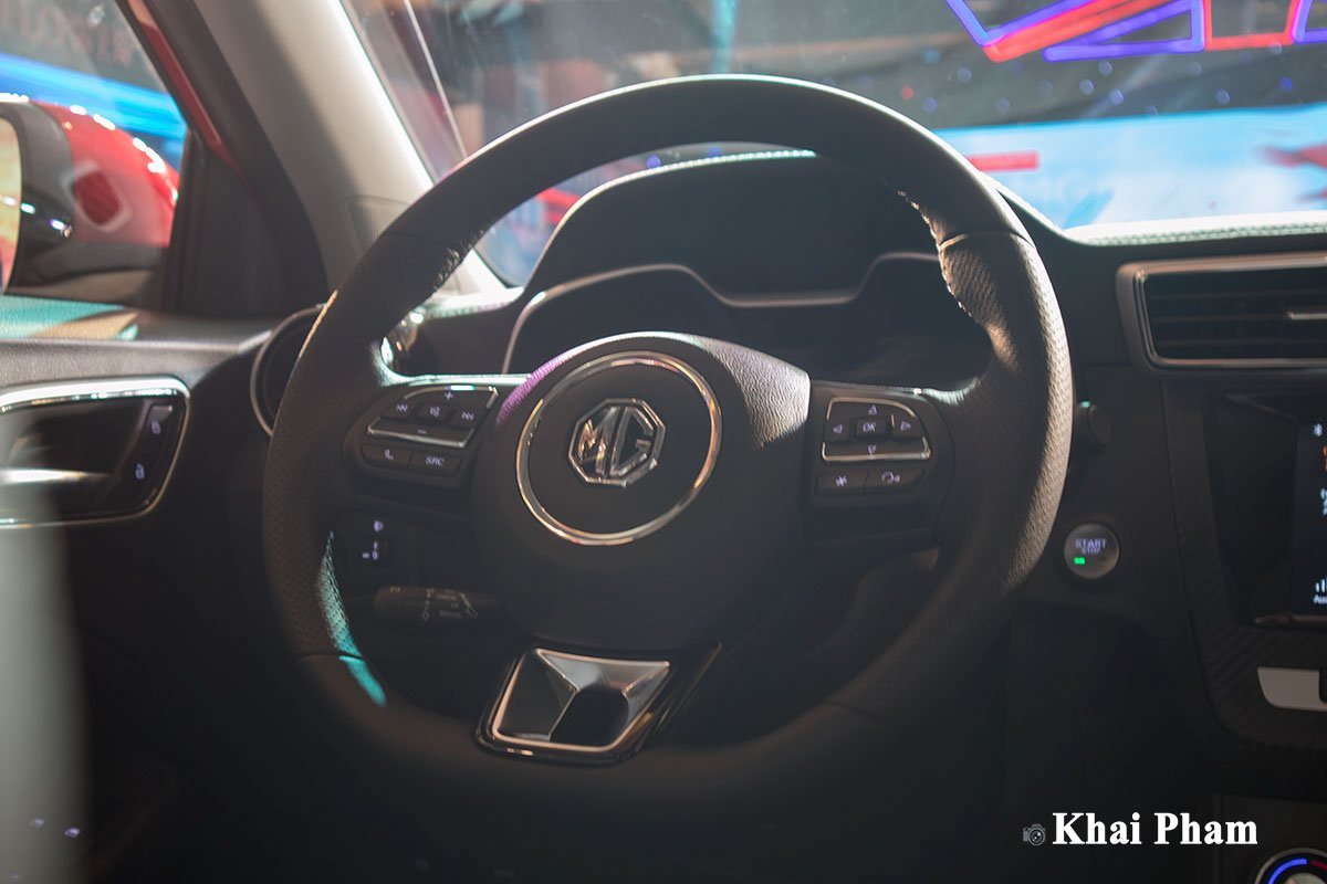 Ảnh Vô-lăng xe MG ZS 2020