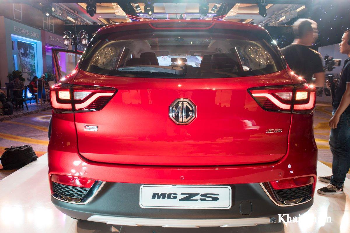 Ảnh Đuôi xe MG ZS 2020