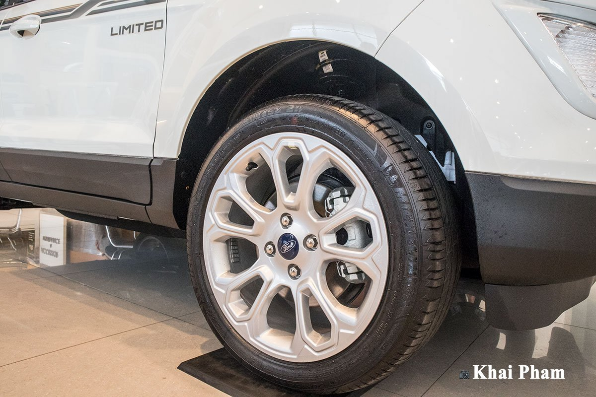 Ảnh La-zăng xe Ford EcoSport 2020