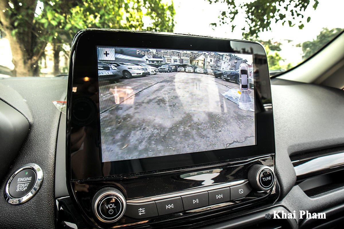 Ảnh Camera lùi xe Ford EcoSport 2020