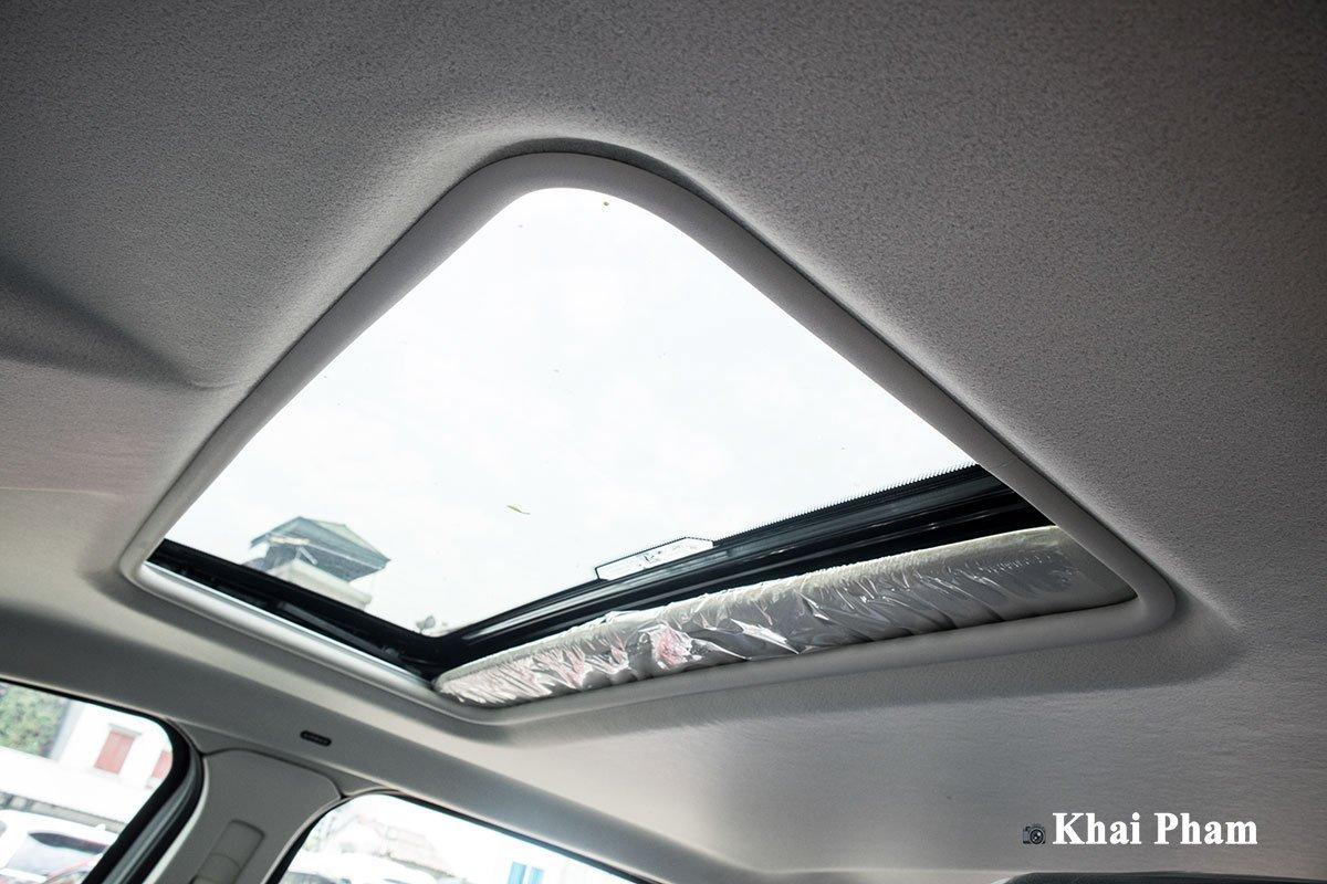 Ảnh Cửa sổ trời xe Ford EcoSport 2020