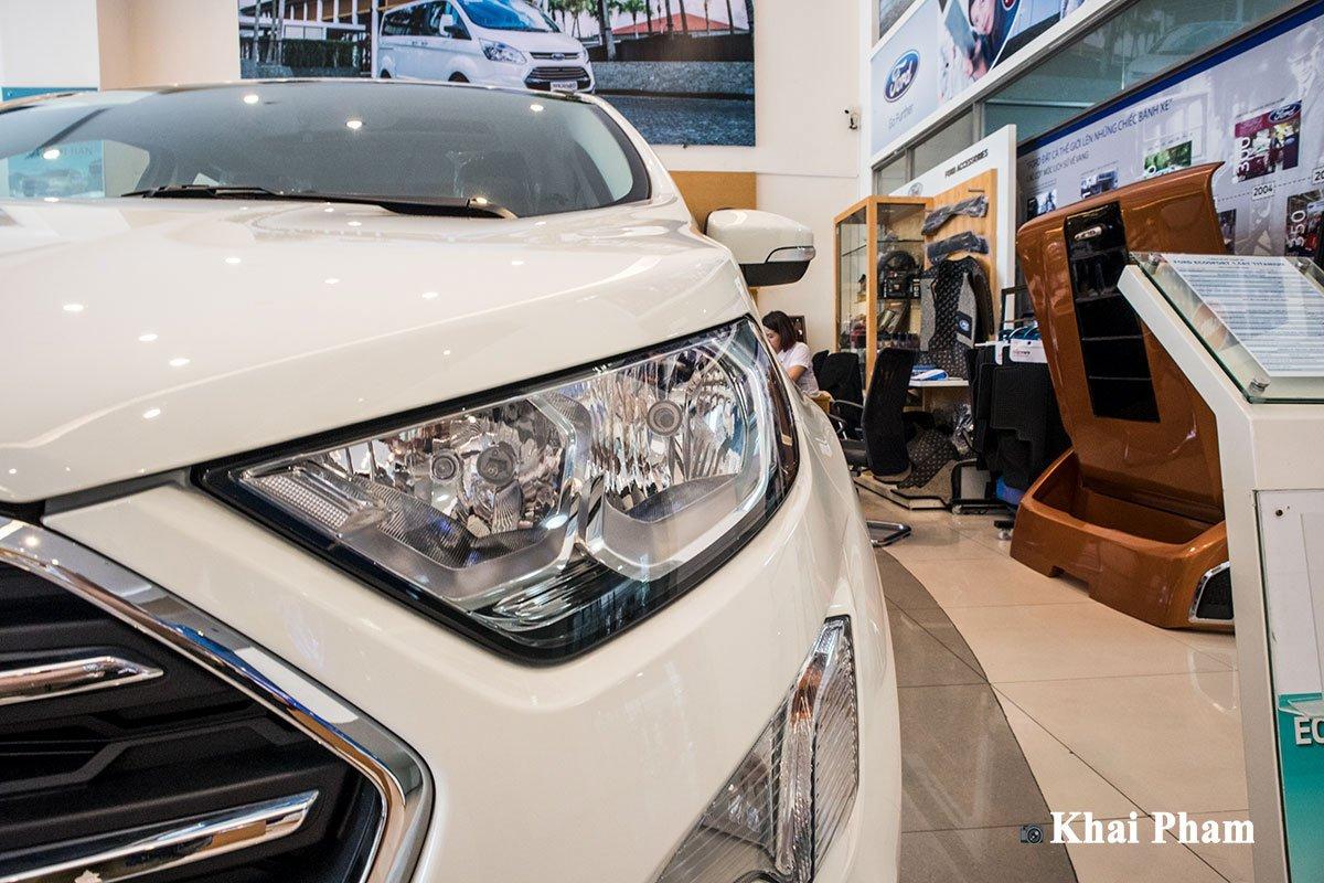 Ảnh Đèn pha xe Ford EcoSport 2020