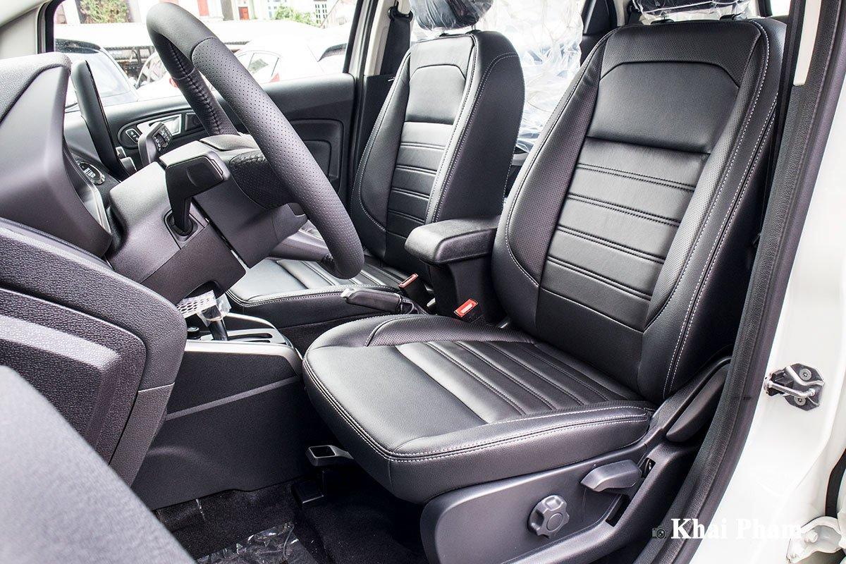 Ảnh Ghế lái xe Ford EcoSport 2020