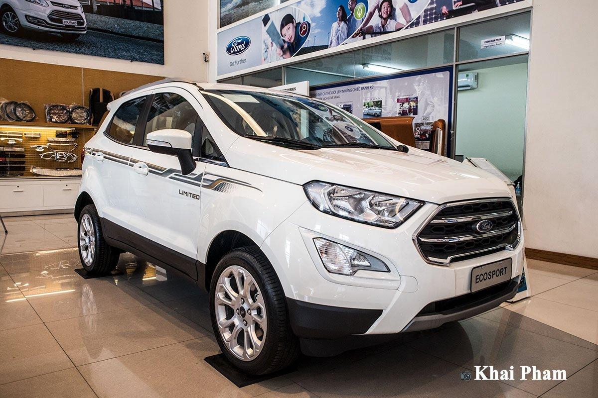 Ảnh Tổng quát xe Ford EcoSport 2020