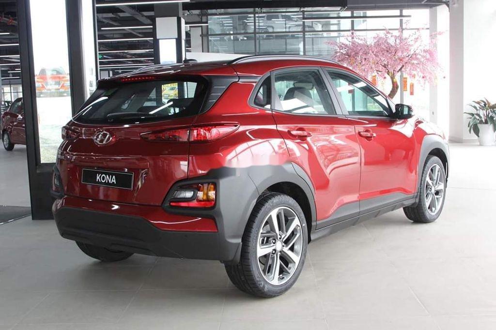 Bán xe Hyundai Kona đời 2020, màu đỏ, giá chỉ 626 triệu (2)