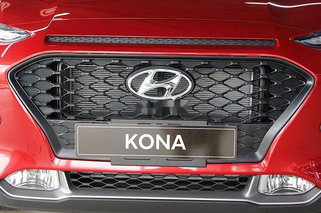 Bán xe Hyundai Kona đời 2020, màu đỏ, giá chỉ 626 triệu (3)