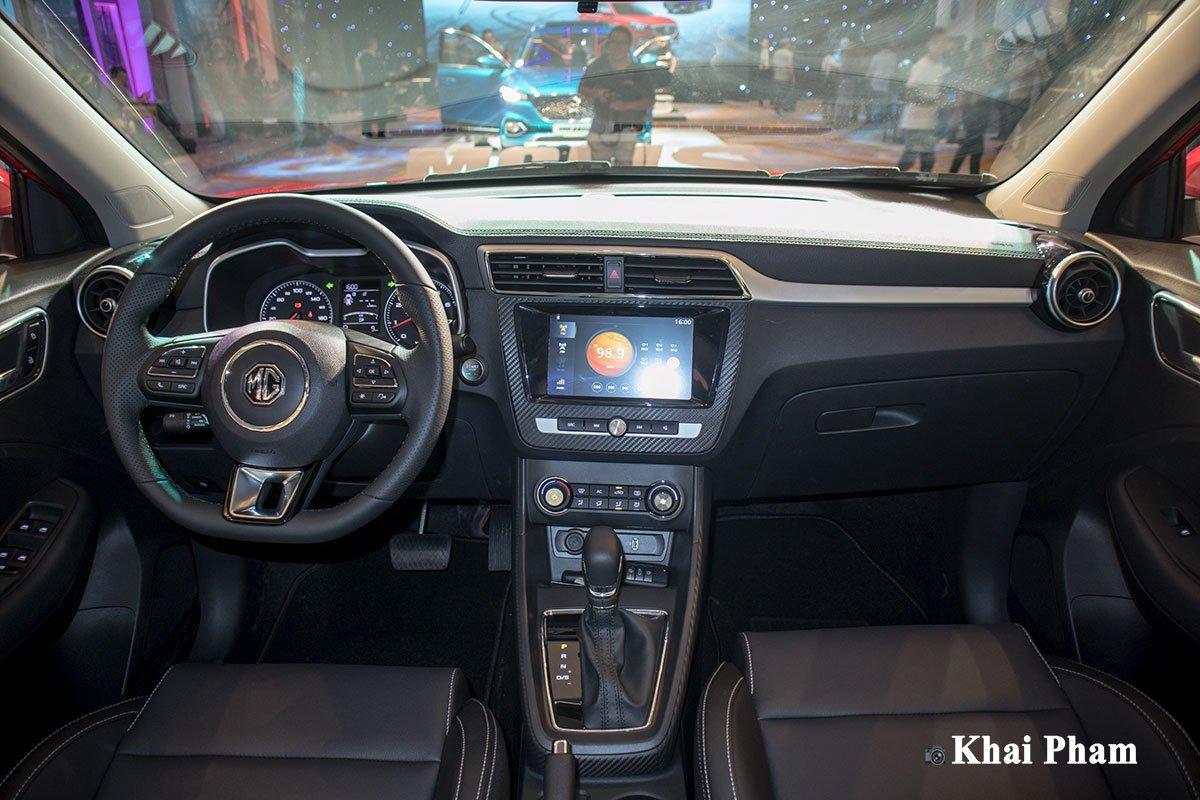 Nội thất xe MG ZS 2020