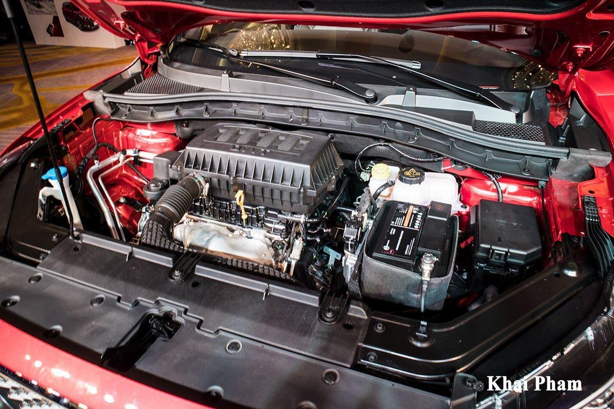Động cơ xe MG ZS 2020