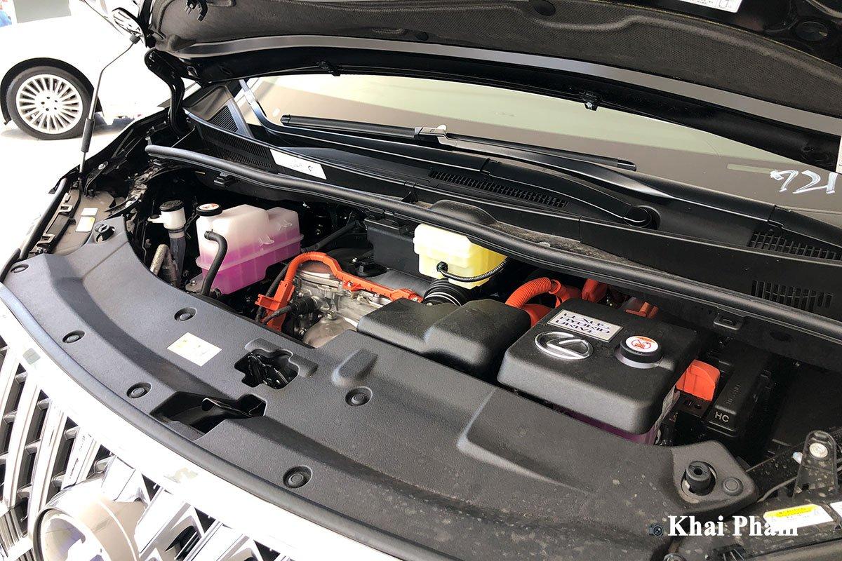 Ảnh Động cơ xe Lexus LM300h 2020