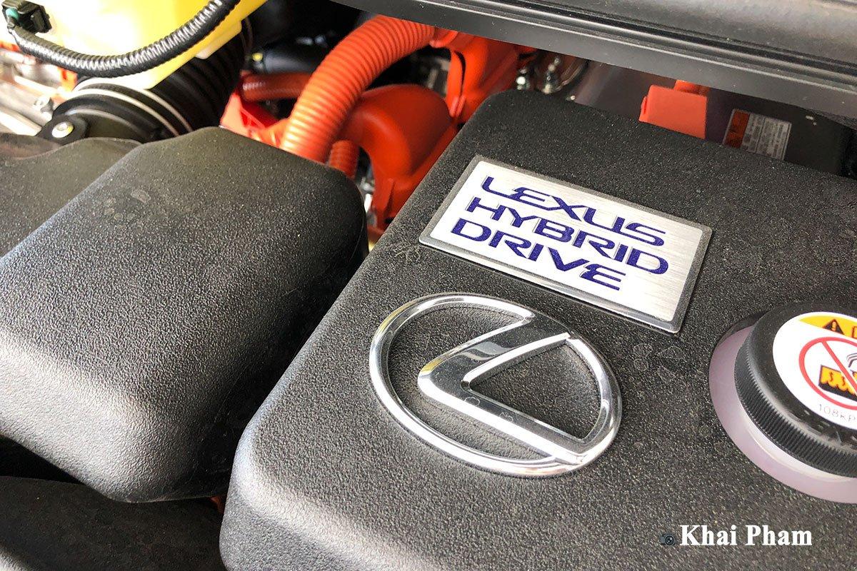 Ảnh Động cơ điện xe Lexus LM300h 2020 a1